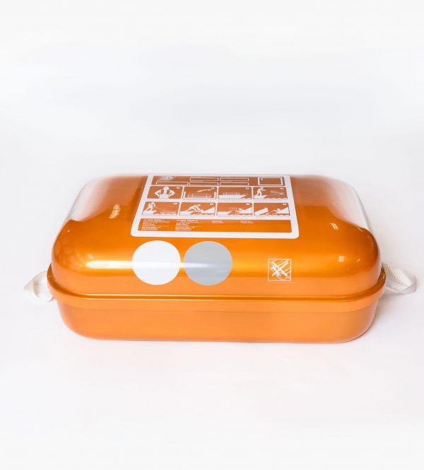 container oranje