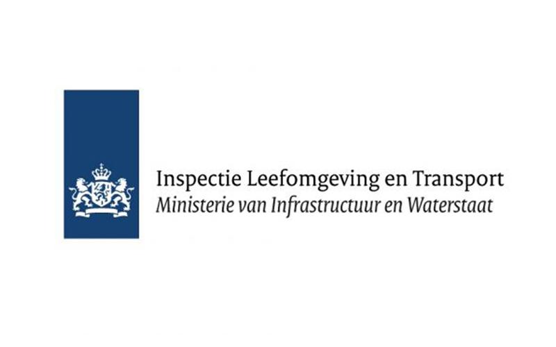 Logo Inspectie Leefomgeving Transport